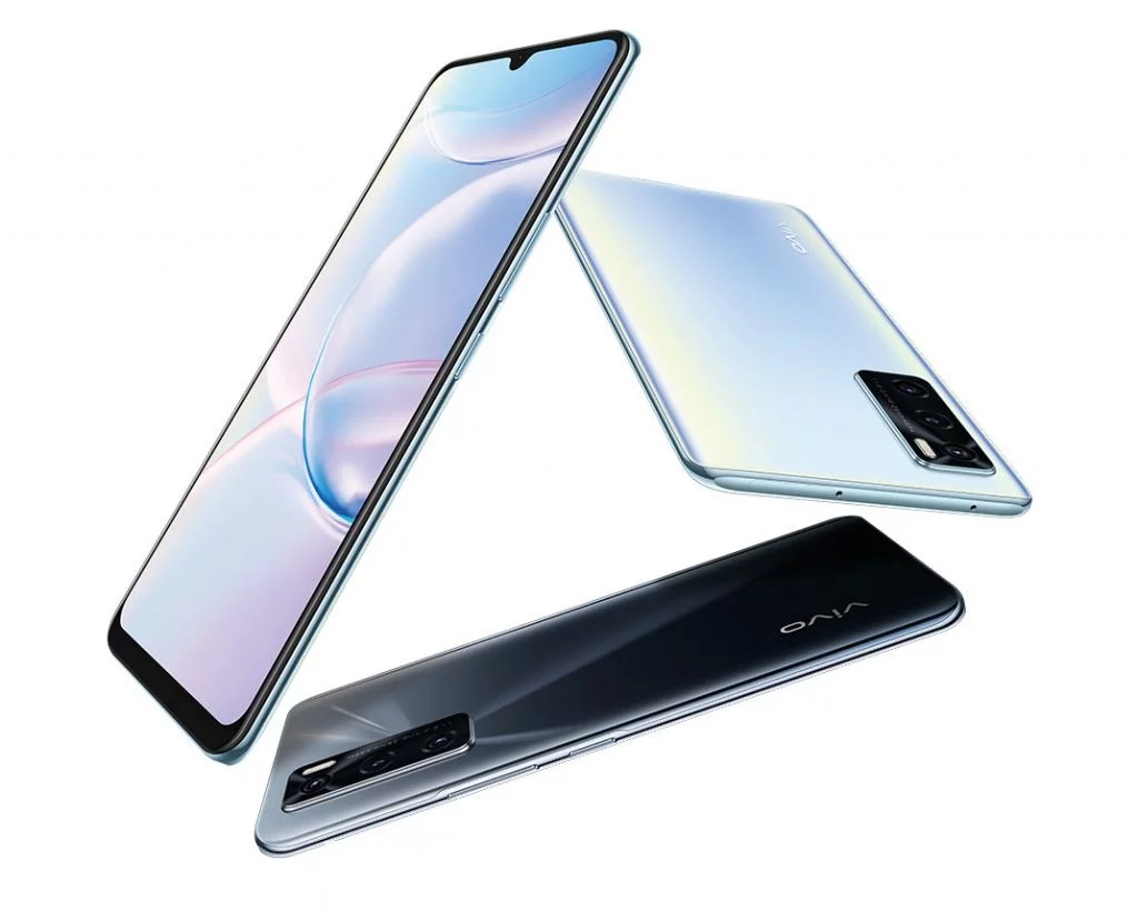 Vivo V20 SE comes in Gravity Black and Aquamarine Green colours, is priced at Rs. 20990 for its 8GB + 128GB memory