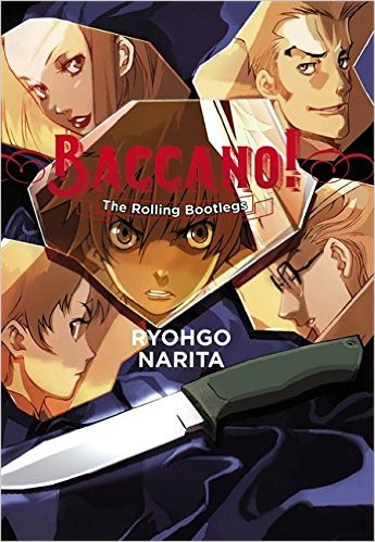 English-Translated Light Novels