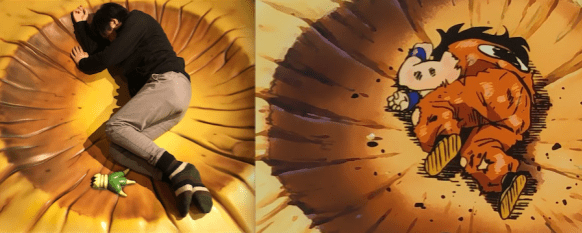 Now You Can Recreate Dragon Ball's Most Infamous Death Pose