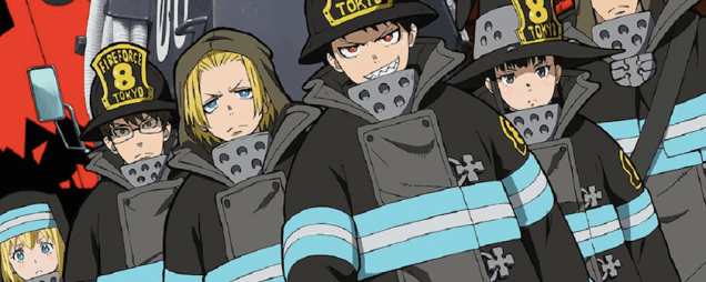 Fire-Themed Anime Edited After Kyoto Animation Tragedy