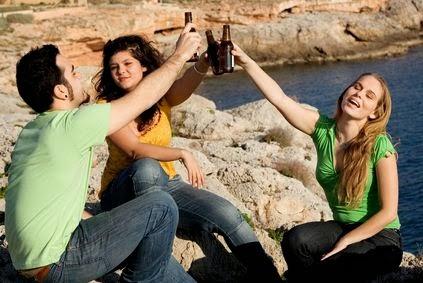 underage drinking, personal injury laws, California