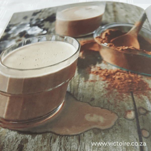 Real Meal Revolution Chocolate fat shake
