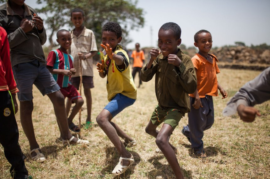 From my Ethiopia trip - moments of life from different places.