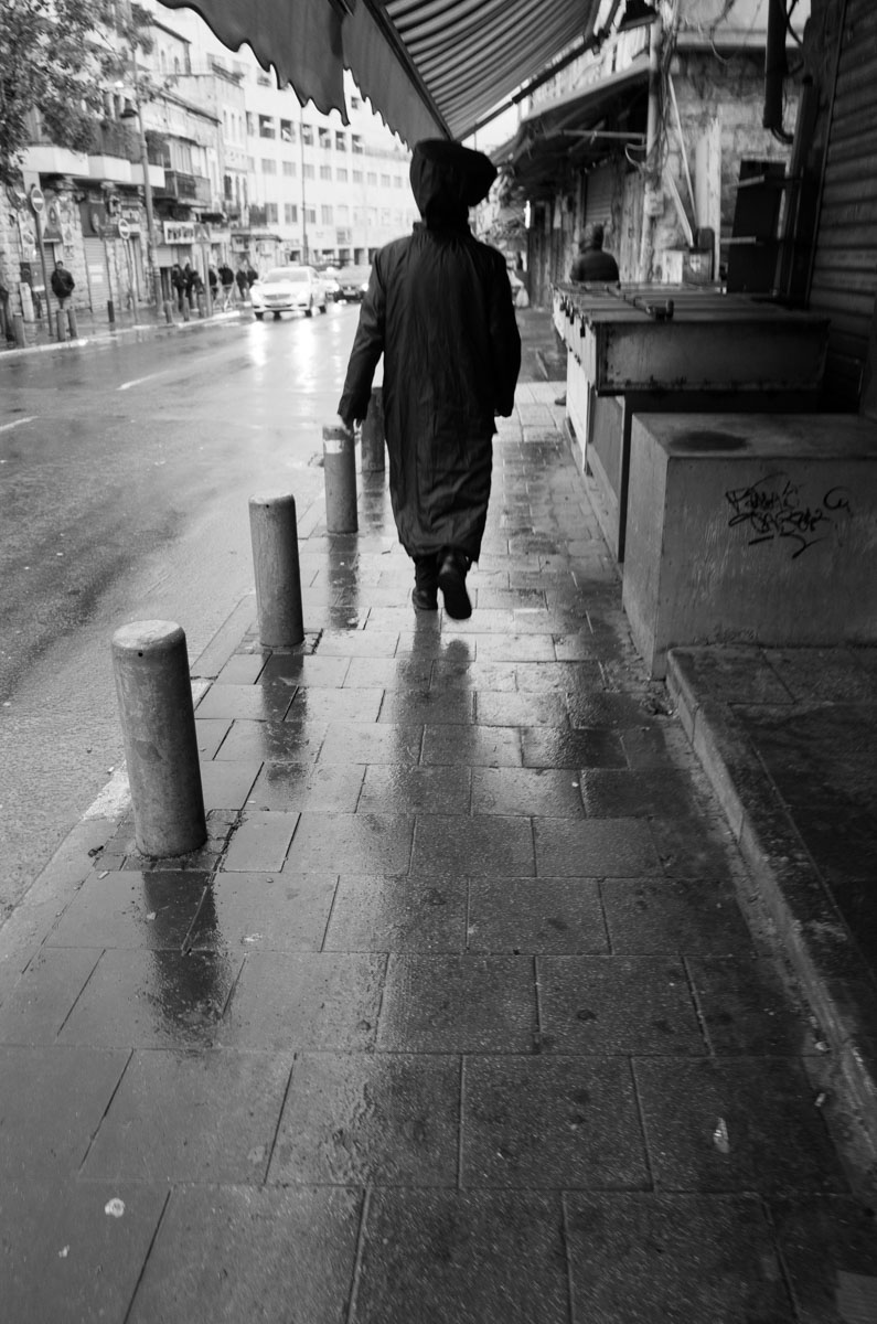 Why to stay at home when rainy, windy and gloomy - the Jerusalem