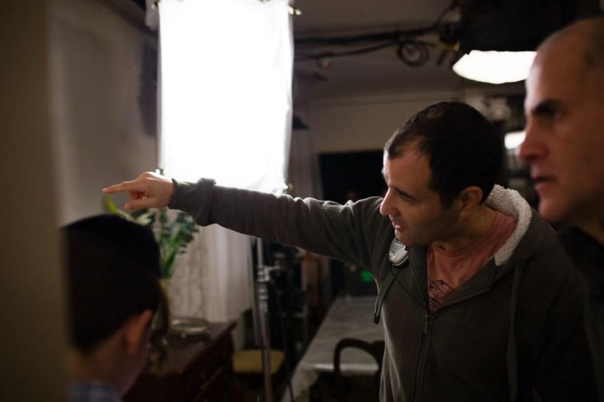 Behind the scenes of Shtisel Israeli tv series - season 2