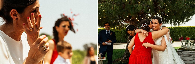 reportaje de boda el bancalito
