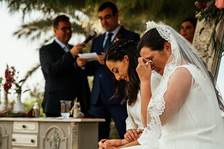 fotografia de boda alicante