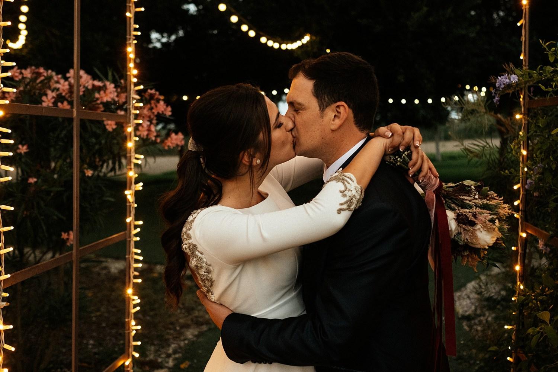 reportaje de boda villa vera