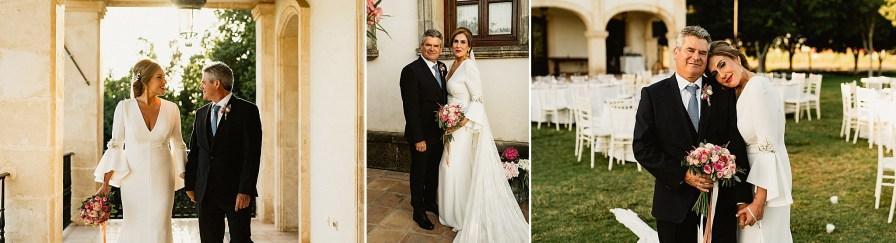 fotografías recién casados