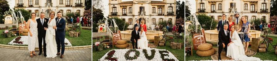 fotografo de boda villa vera