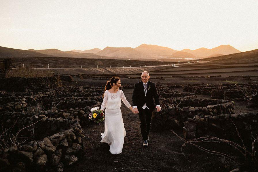 reportaje de boda en Lanzarote