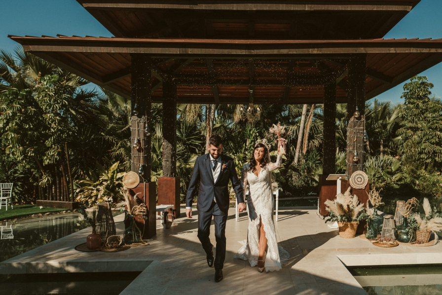 celebrar una boda íntima en invierno en Alicante