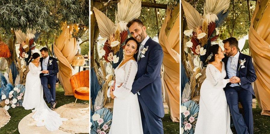 reportaje de boda finca el bancalito