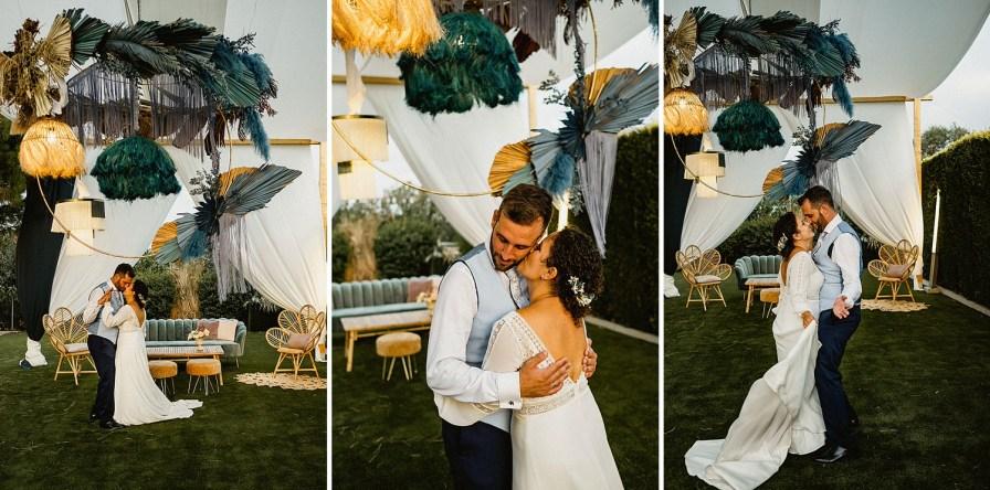 reportaje de boda en la finca el bancalito
