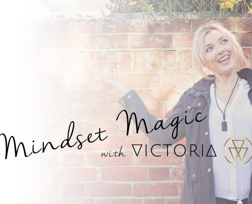 The cover image for Mindset Magic