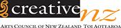 Creative New Zealand Logo