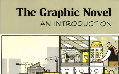 The Graphic Novel by Baetens & Frey