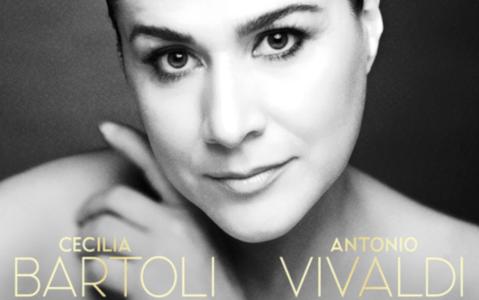"""Cecilia Bartoli's """"Antonio Vivaldi"""""""