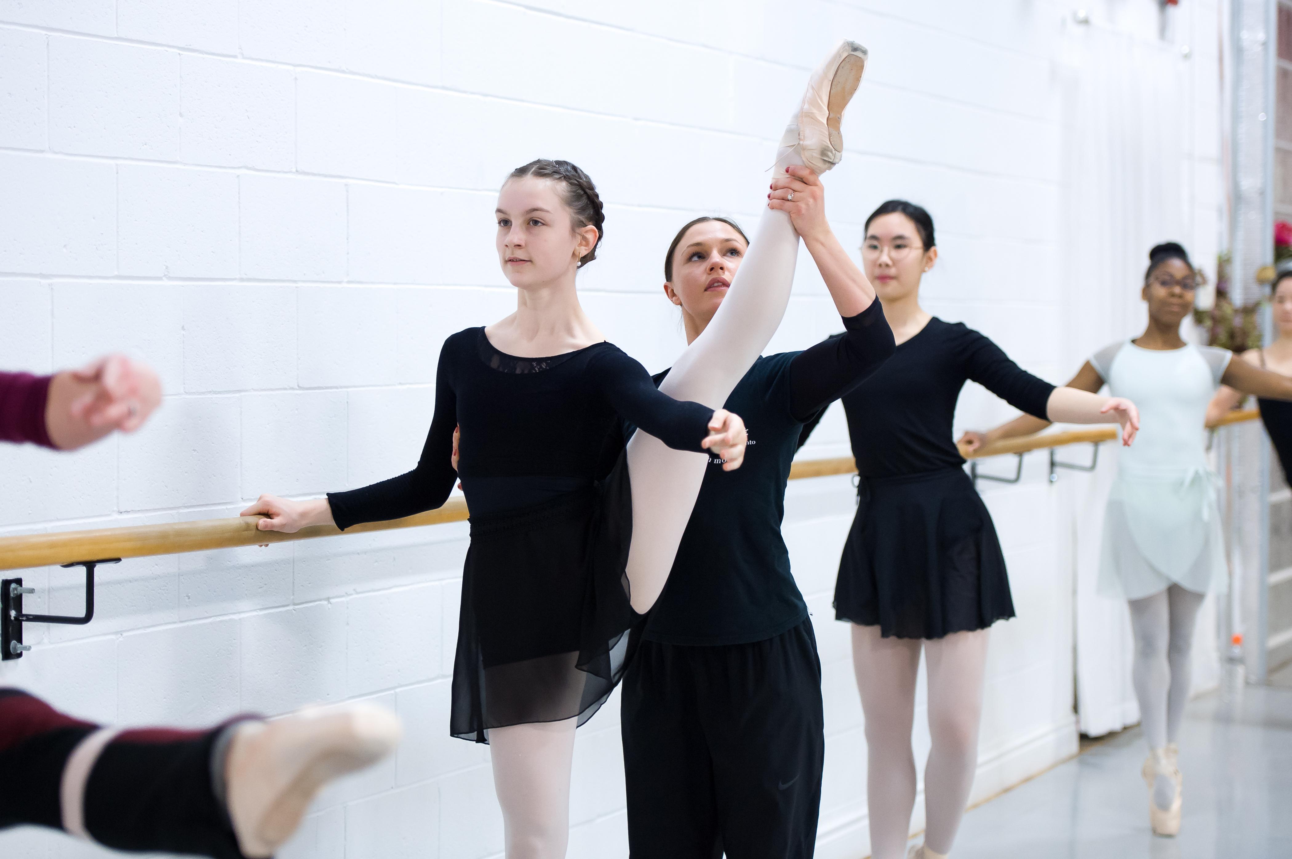 Free Open Class for Adult Ballet Summer Program