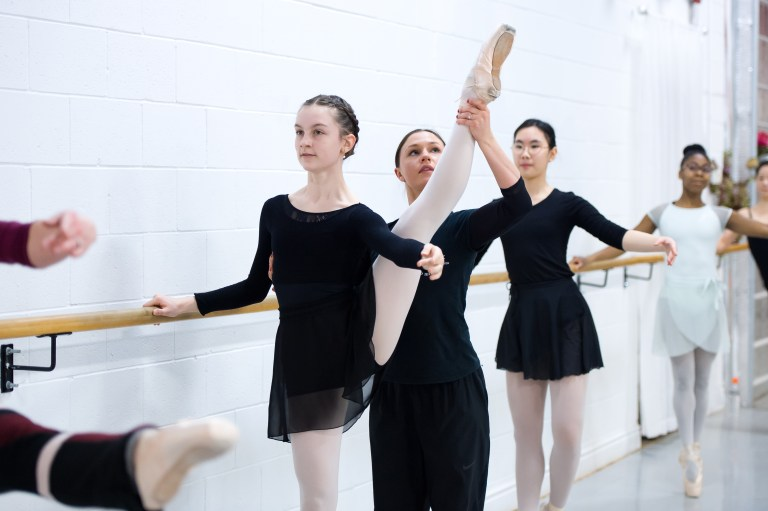 Free Open Class for Adult Ballet Summer Program