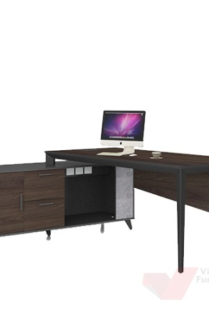 Executive Office Desk MD-D0120_Victoria Furniture
