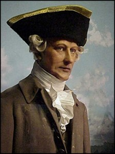 Captian George Vancouver