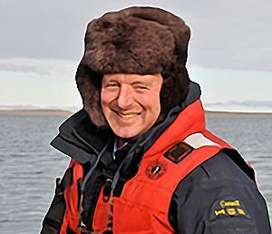 Captain Bill Noon CCGS