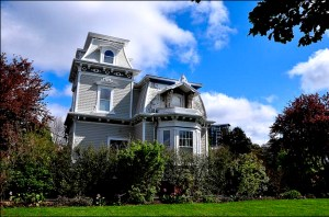 Jacobsen's house