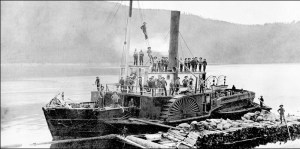 HBC steamship Beaver Courtesy of Vancouver History
