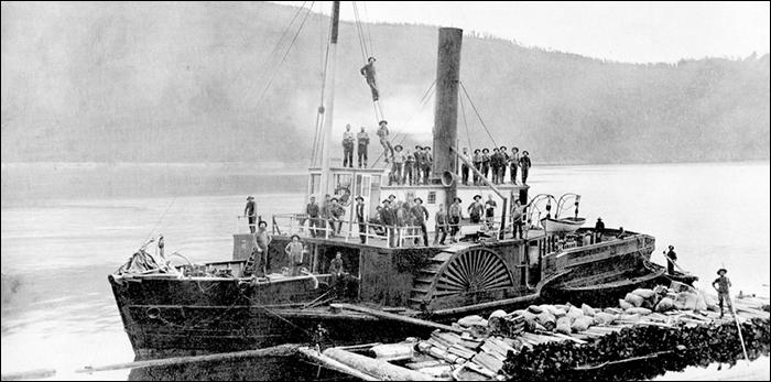 HBC steamship Beaver Courtesy of Vancouver History