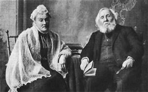 Mary and Edward Cridge, commons.wikimedia.org