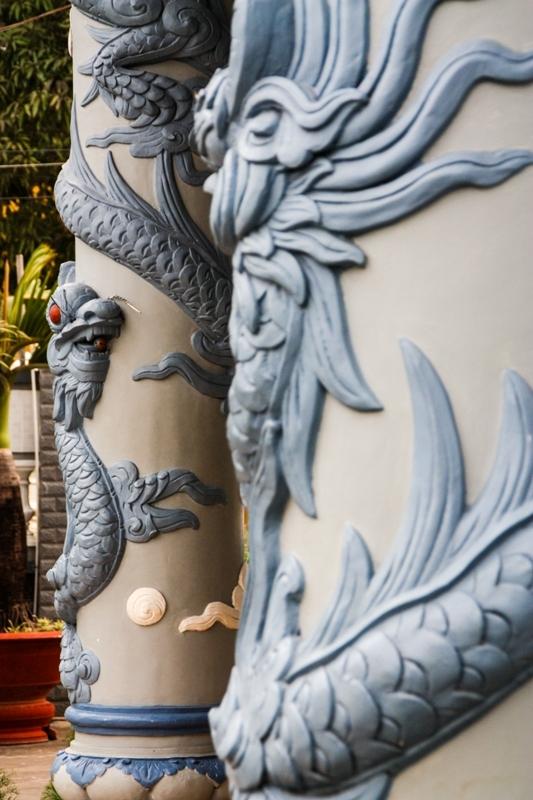 Sa Dec - Phuoc Hue Pagoda - Victoria Hotels - 06