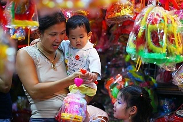 Mid-Autumn Festival Lantern and toys