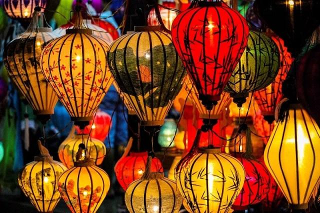 Mid-Autumn Festival - Lanterns