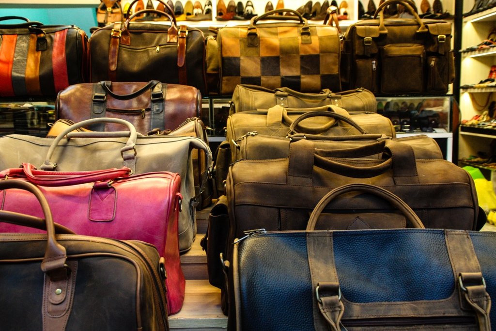 Best Places for Shopping in Hoi An - Leather bags