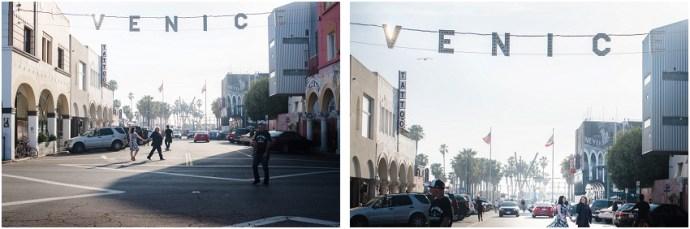 Venice beach engagement session idea