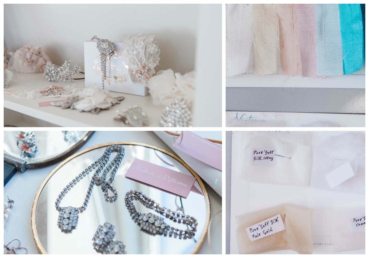 bridal accessories shop Fulham