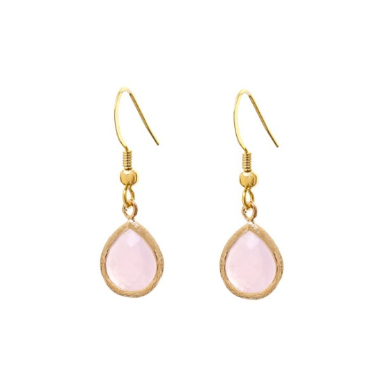 GD-E27-Gold-Dust-Bridesmaid-Earrings-Rose copy