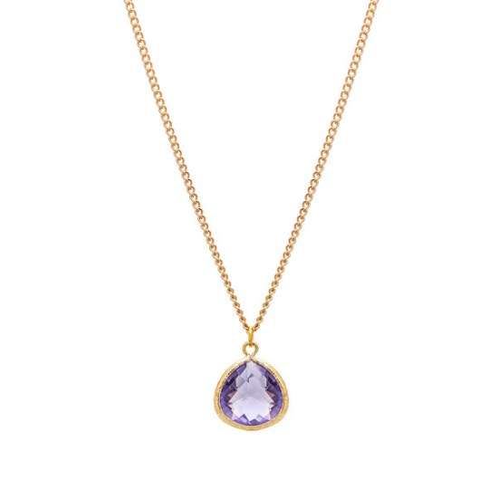 GD-N29-Gold-Dust-Bridesmaid-Necklace-Amethyst