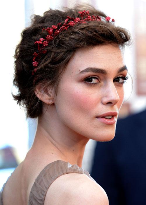 Bridal Crown for Short Hair