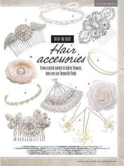 Victoria Millesime Best Hair Accessories