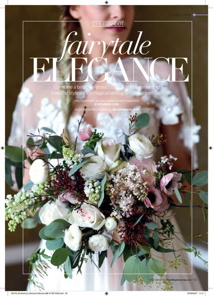 Nonsuch Mansion Wedding Inspiration