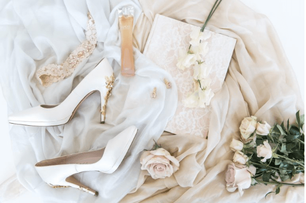 opulent gold wedding inspiration