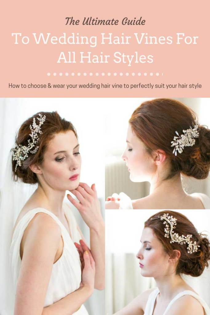 Ultimate Guide to Wedding Hair Vines
