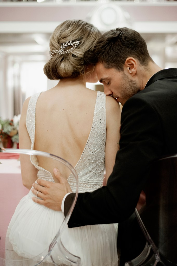 ART DECO WEDDING HAIR ACCESSORIES