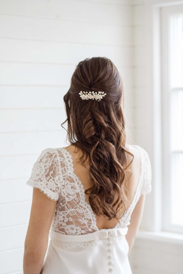 London Wedding Hair Accessories