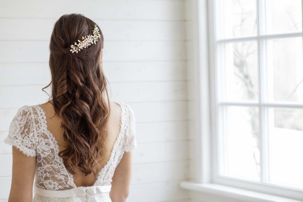 Pearl Wedding Headpiece