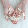 Daphne Floral Bridal Hair Comb