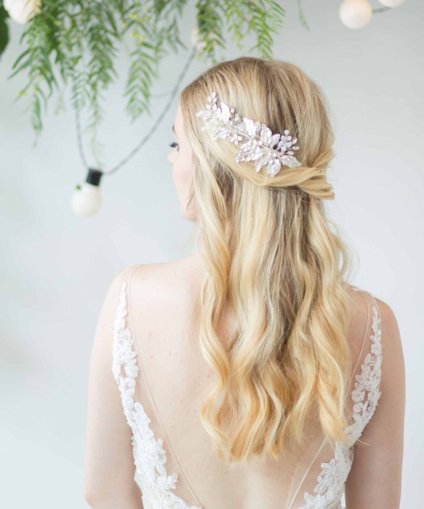 Serenyn Large Bridal Hair Comb
