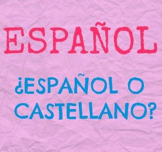 ¿Qué es correcto,españolocastellano? Una cuestión delicada porque la lengua está muy ligada con la política. Para ayudaros a decidir.